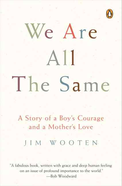We Are All the Same By Wooten, Jim